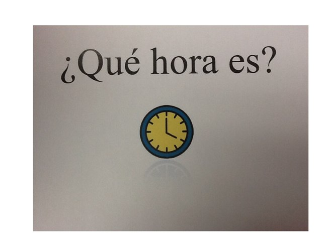 ¿Qué Hora Es? Smith by heritage WL