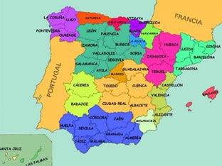 Nuestras Comunidades Autónomas by Curso CFTIC