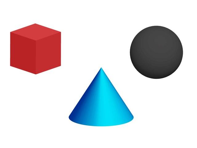 Sólidos Geométricos by Lara Sodré