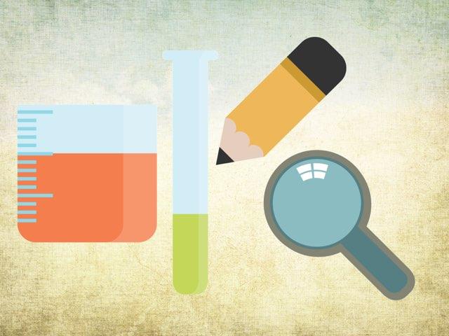 כלי המדען by sharon margolin