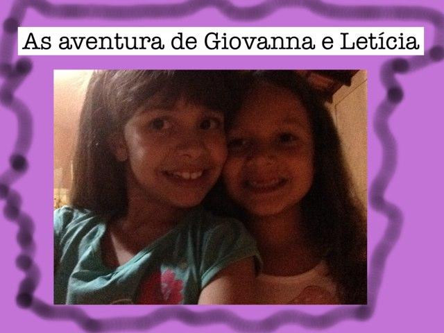 As Aventura De Giovanna E Letícia by Leticia Barbosa