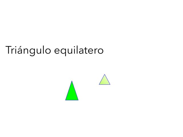 Triángulos by Curso CFTIC