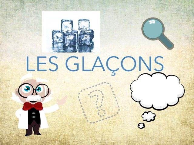 Les Glaçons by Gobert delia