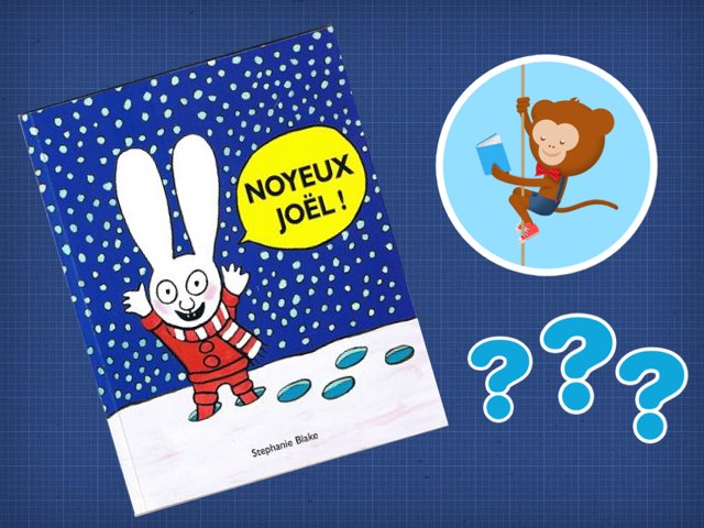 Noyeux Joël ! S. Blake by Seve Haudebourg