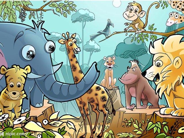 動物園 by Union Mandarin 克