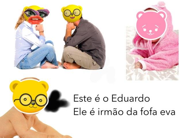 A Vida (com 5 Páginas)do Eduardo by Marina Bernardo
