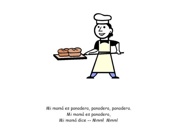 Mi mamá es panadera by Allison Shuda