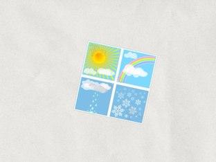 Qué tiempo hace hoy?(3rd) by Mariela Triana