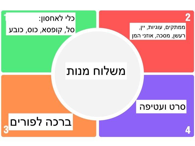 משחק 133 by Ortal Hadad