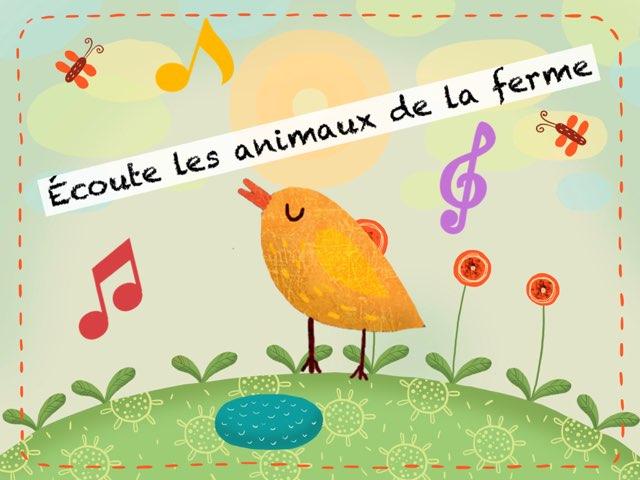 Écoute Les Animaux De La Ferme by Seve Haudebourg