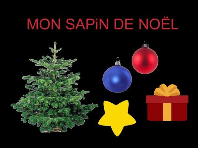 MON SAPiN DE NOËL by Valerie Escalpade