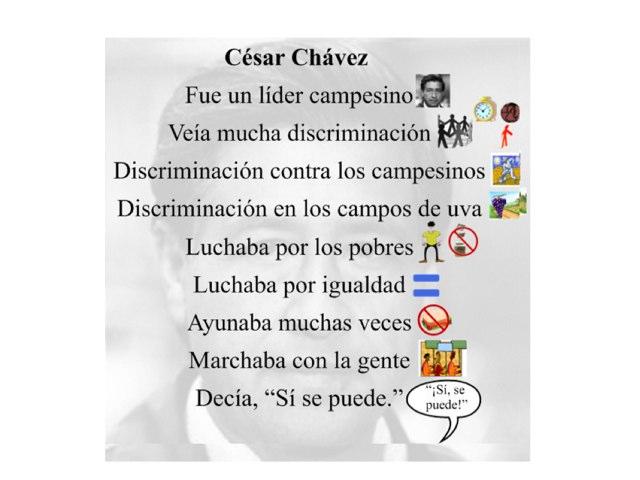 Poema de César Chávez by Allison Shuda