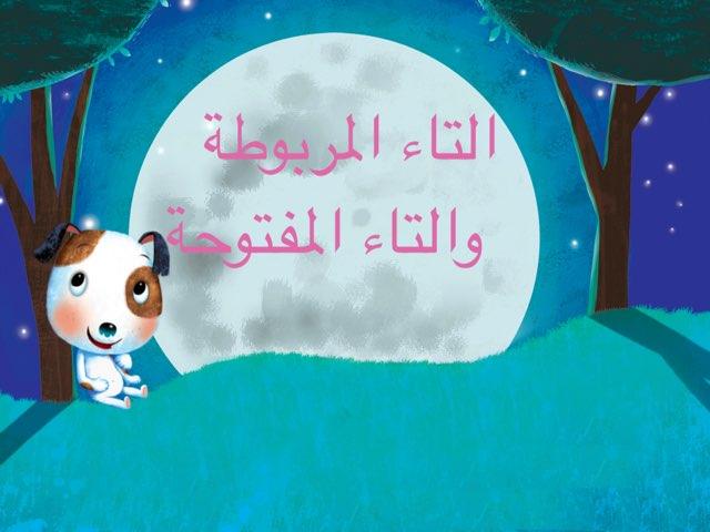 التاء المفتوحة والتاء المربوطة by Loush Alaj