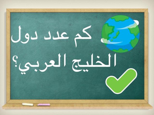 فهم شامل دول الخليج العربي by mona alotaibi