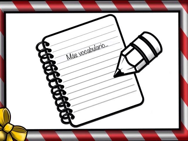 Más Vocabulario by Zoila Masaveu