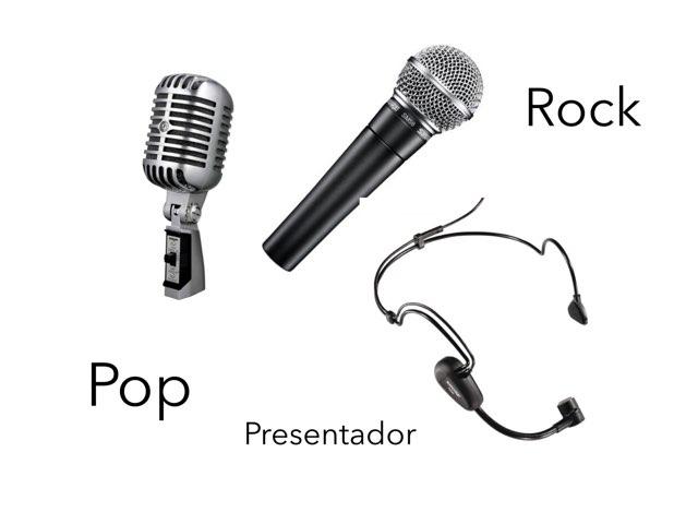 Micrófono  by Curso CFTIC