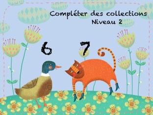 Compléter Des Collections  2  by Marie S