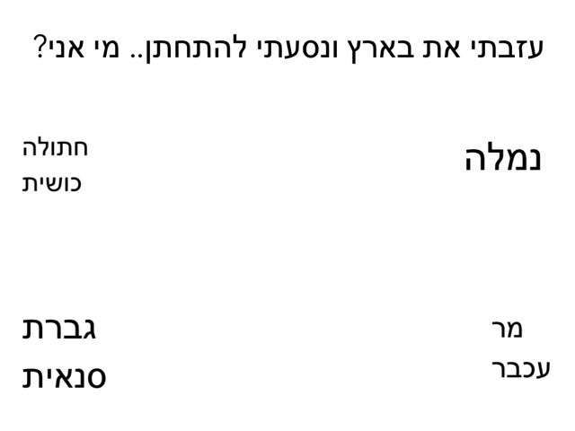 משחק 192 by הדר זיסמן