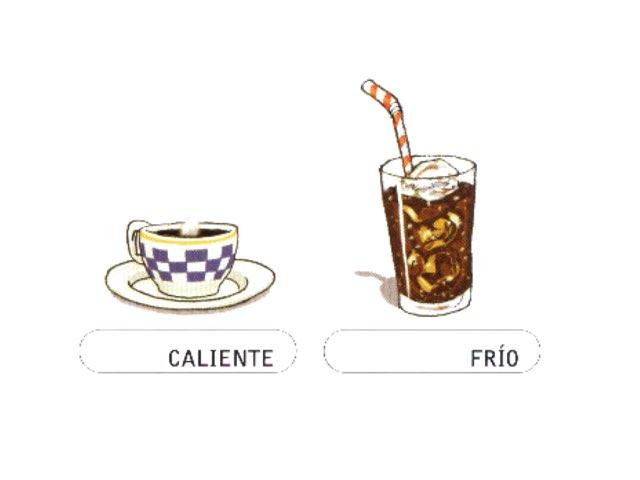 Conceptos Básicos Caliente-frío by Quino Asensio