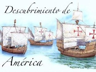 Descubrimiento de América  by Sara Reina Herrera
