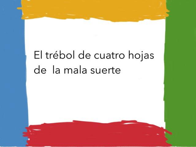 El Trébol De Cuatro Hojas De La Mala Suerte by Pablo Riquelme