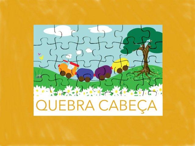 Quebra Cabeça  by Renata Melo