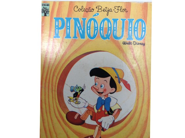 Pinóquio by Silvia hitos
