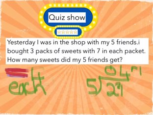 Quiz Show  by Anais and elle stark and little