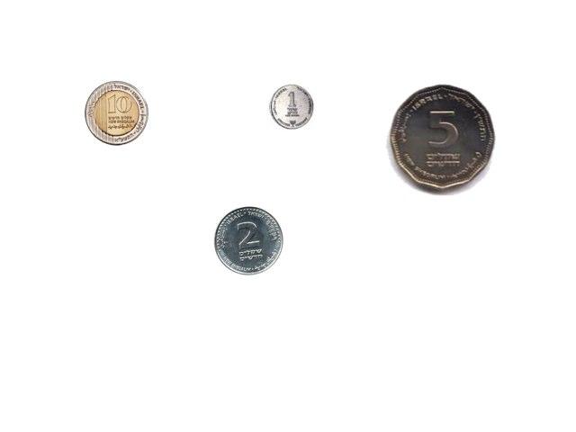 הכרת המטבעות by valery ziganhcin