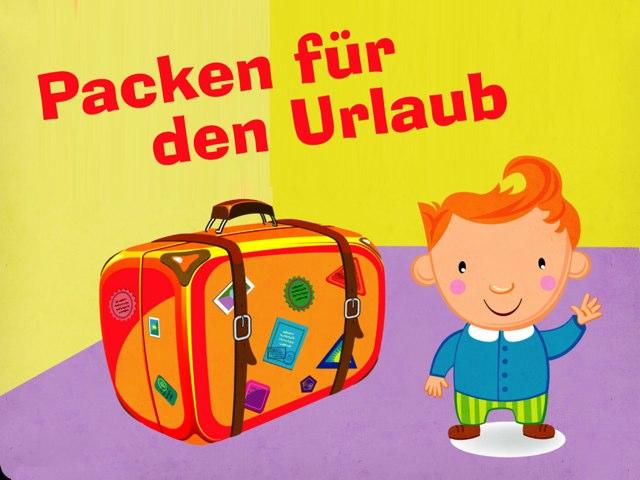 Packen Für Den Urlaub by Tiny Tap