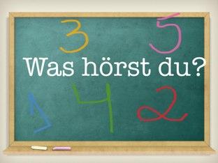 Deutsch - Números 0 a 12 by Jaqueline Bourscheidt