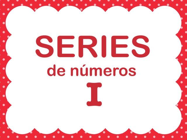 Series De Números I by Inma Cozar