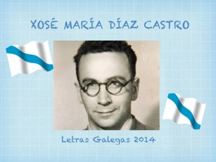 Díaz Castro by Marta Carracedo