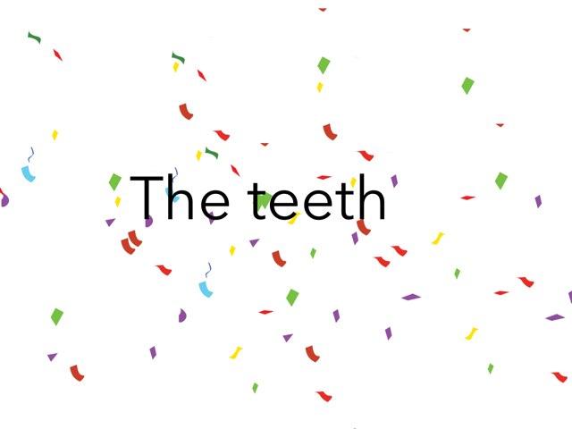 The Teeth ☝ by Dania Mari