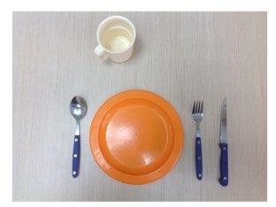זיהוי כלי אוכל by אלונה אשכנזי