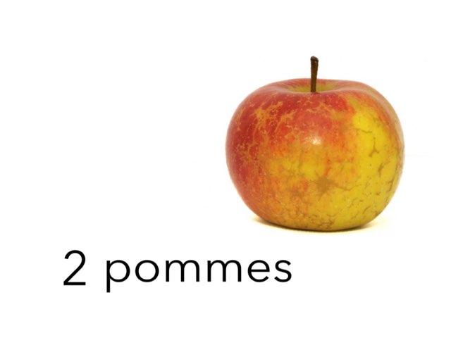 Petit Gâteau Aux Pommes by Saja Enfant