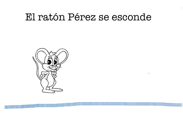 El Ratón Pérez Donde Está by Pablo Montoto