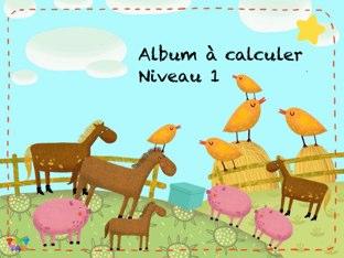 Album À Calculer 1 by Christine maternailes
