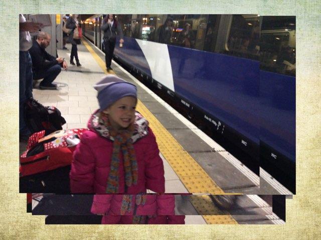 נסיעה ברכבת by שלומי לוי