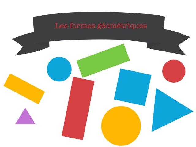 Formes Géométriques  by MAI Grasse