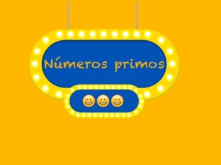 Números Primos by Sara  Lask