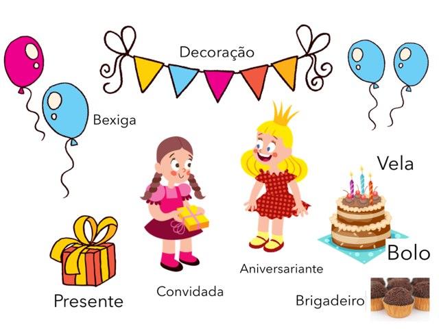 Festa De Aniversário by Graded School
