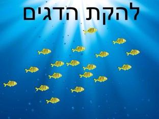 להקת הדגים by Noa Nitzan  Issie Shapiro