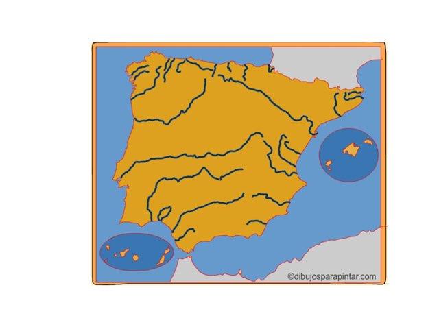 Los Rios De España by Carmen Sánchez