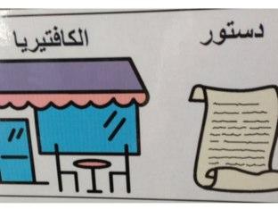 دستور الكافيتيريا by Guanella Kids