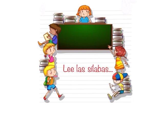 Lee Las Sílabas... by Zoila Masaveu
