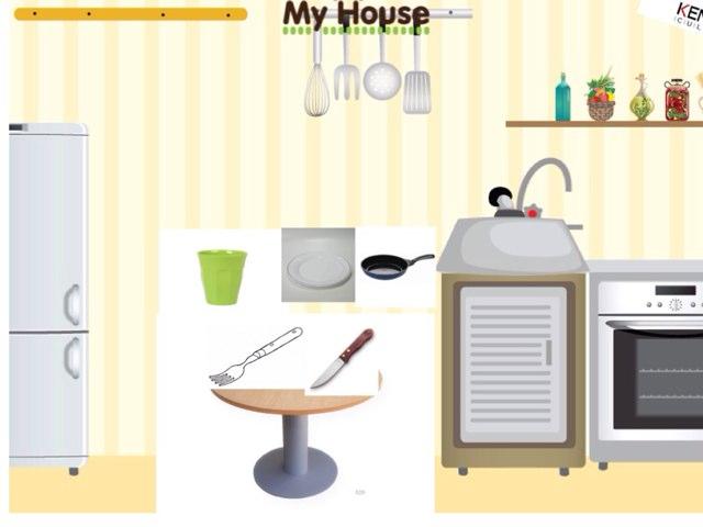 שיום והגדרה של כלי מטבח by תמר מונסה