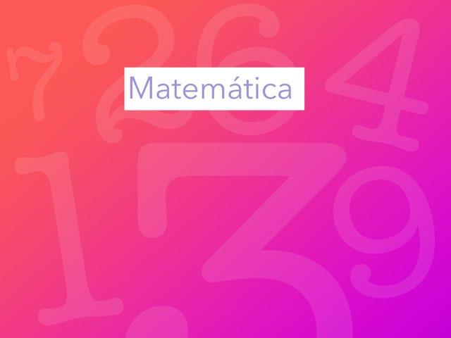 Matemática -para Jardim 1 by Maitê Morais