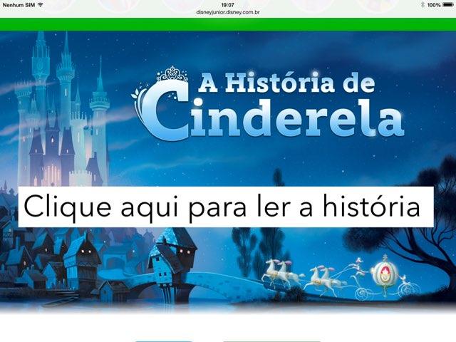 História De Cinderela by Evellyn Rangel