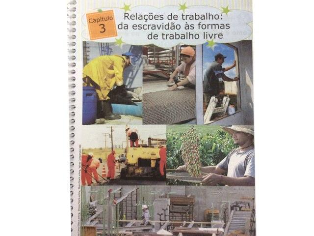 Relações de trabalho: da escravidão às formas de trabalho livre by Aline Neves